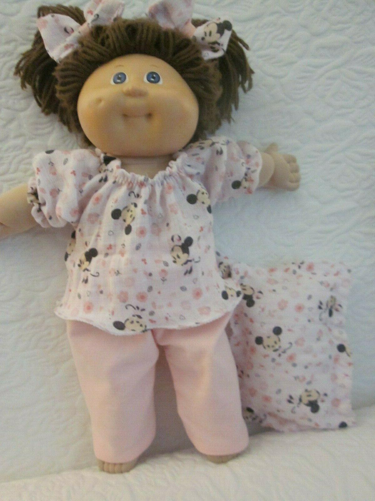 cpk doll clothes 16 18 inch minnie