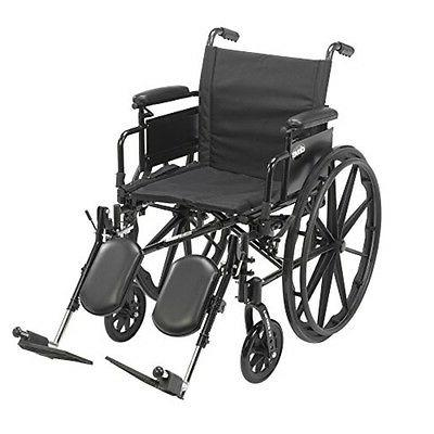 Cruiser X4 Lightweight Dual Axle Wheelchair with Adjustable