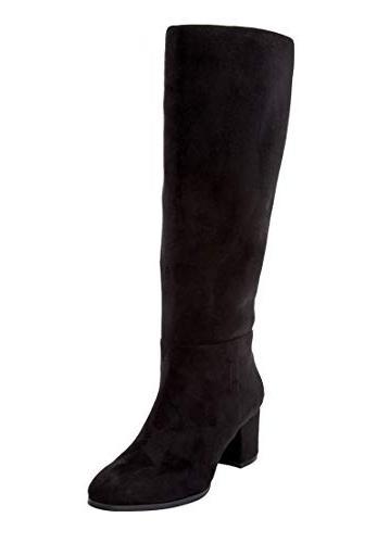 daniela wide calf boot