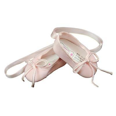18 Inch DOLL SHOES FOR AMERICAN GIRL Clothes - Pink Ballet