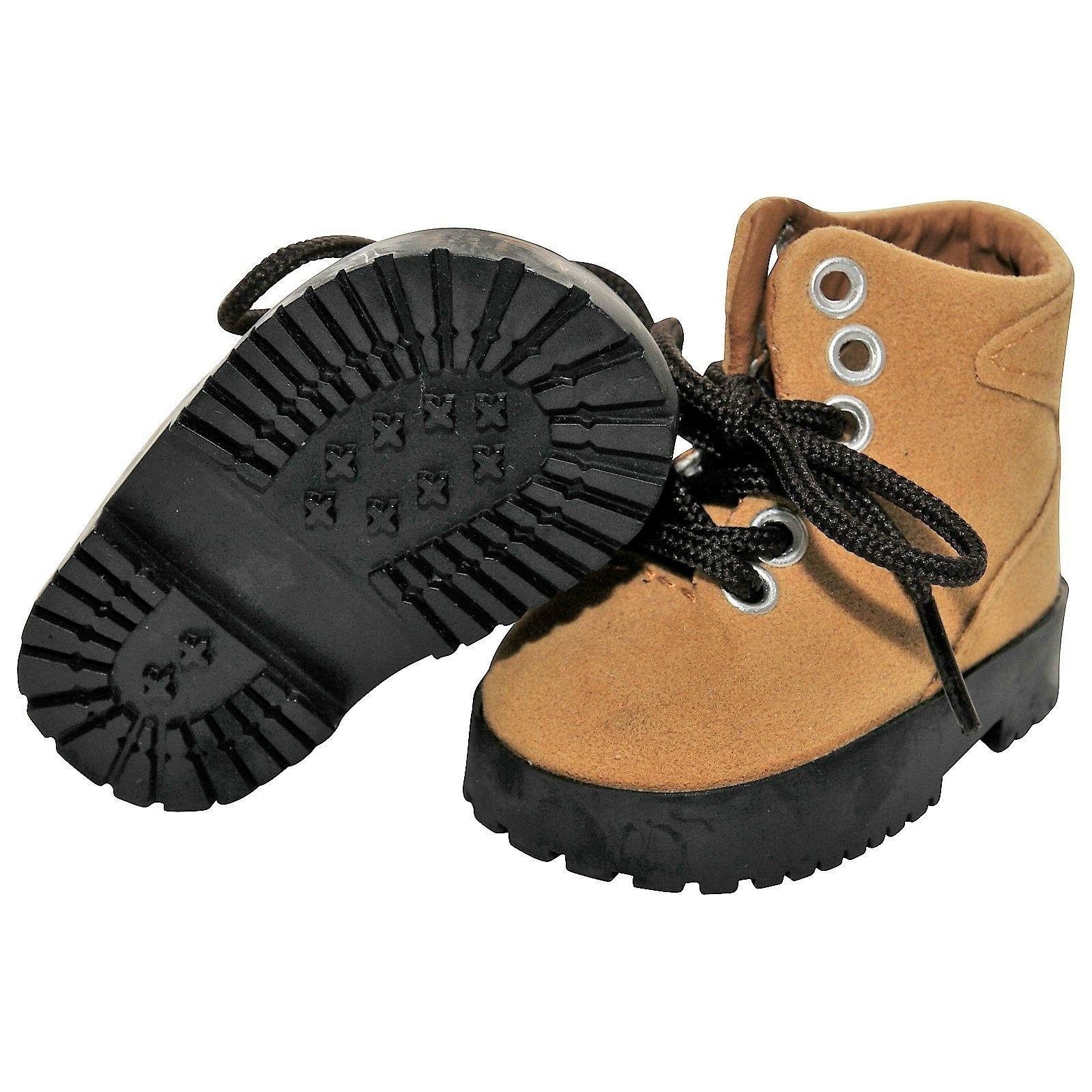 18 Inch Doll Clothes Accessory,Hiking Work Boots + Shoe Box