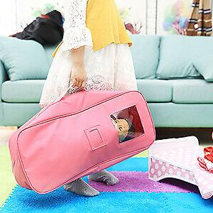 18-inch Doll Suitcase Travel for American Girls