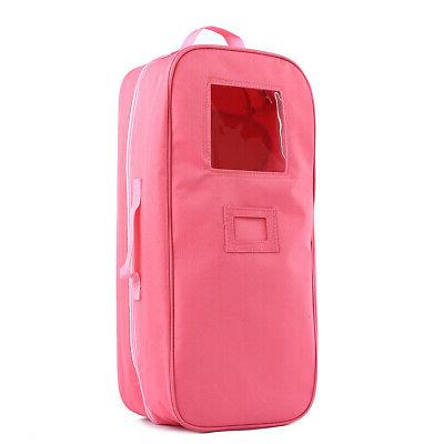 18 inch doll case carrier suitcase storage