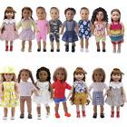 Handmade Doll Clothes Dress Outfit Accessories For 18 inch A