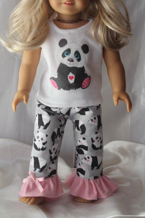 Doll Clothes American Dress