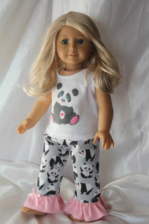 doll clothes fits 18inch american girl dress