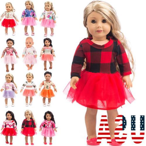 Doll Inch American Generation Dolls Dress