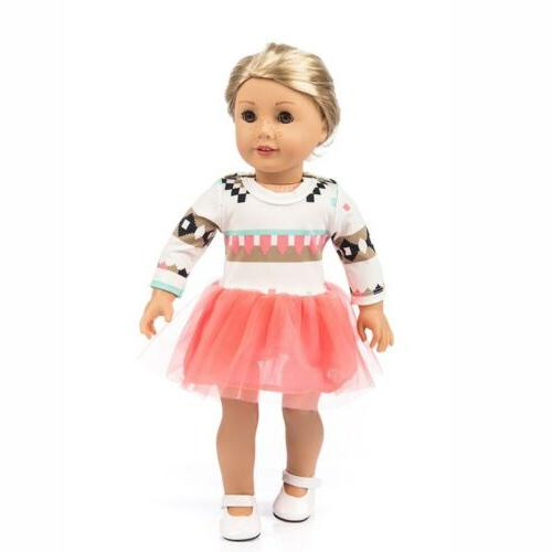 Doll 18 Inch Generation Dolls Dress Outfits Accs