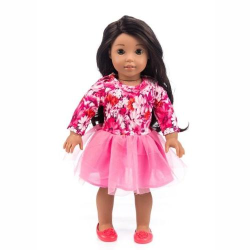 Doll Clothes 18 Inch American Girl Generation Dolls Accs
