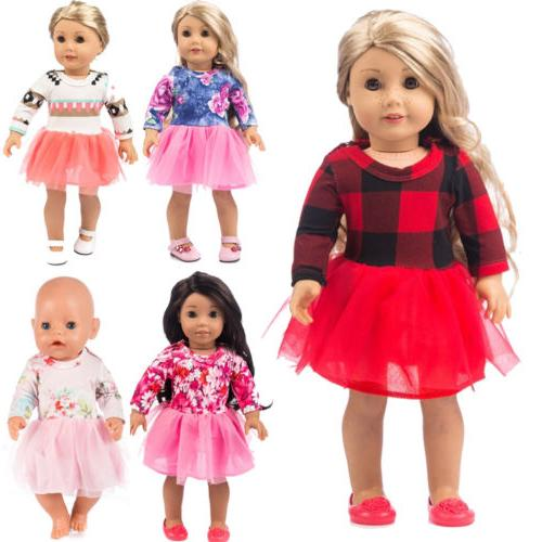 Doll Clothes Inch Generation Dolls Dress Outfits Accs