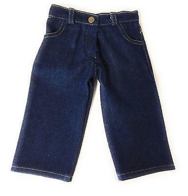 Doll Clothes - Dark Denim Pants