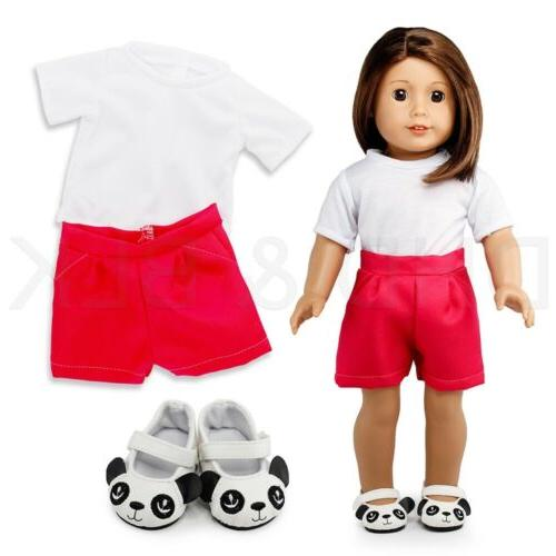 Doll for Girl inch Wardrobe