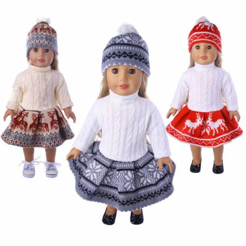 Doll Clothes Pajames 18inch American Girl