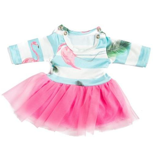 Doll Dress for My