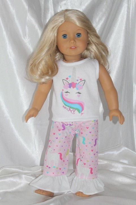 Dress fits American Girl Unicorn
