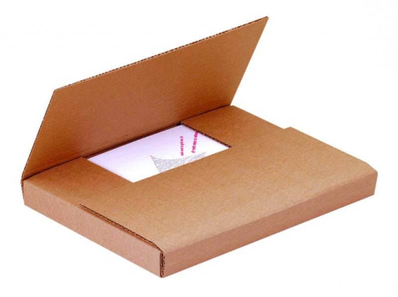 Easy-Fold Mailers 18X12X Inches Pack 50