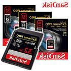 SanDisk Extreme PRO UHS-I U3 SDHC SDXC 16GB 32GB 64GB Flash