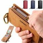 floveme luxury retro leather wallet phone case