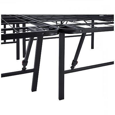 Foldable Steel Sleep Stand 18-inch Tall