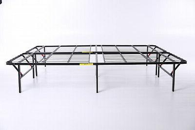 Foldable Steel Bed Frame Stand