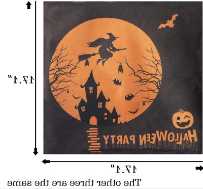 Funpeny Halloween Decoration, Set of Covers Inch