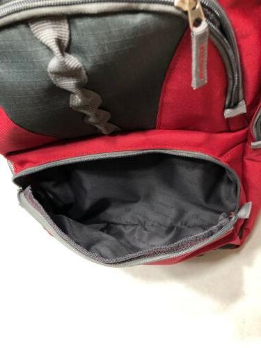 Olympia Genesis Inch Rolling Backpack