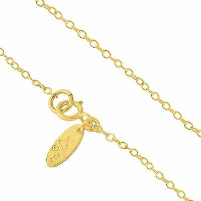 Azaggi Gold Scripted Initial Pendant Gift