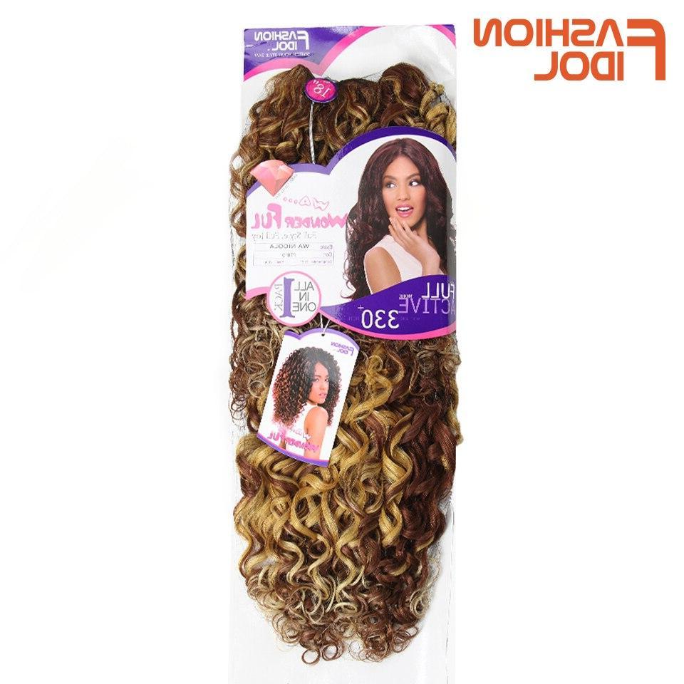 FASHION Bundles Loose Hair Nature Ombre PC <font><b>Inch</b></font> Shipping