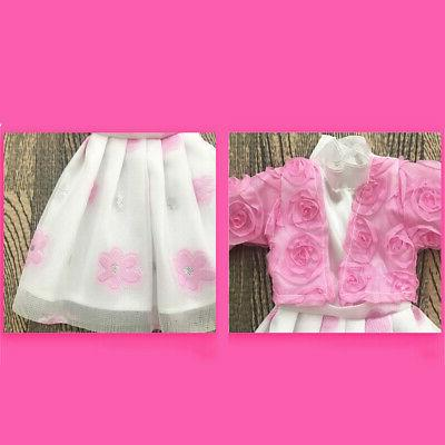 Handmade Fashion Doll Lace Stitching Casual for Dolls