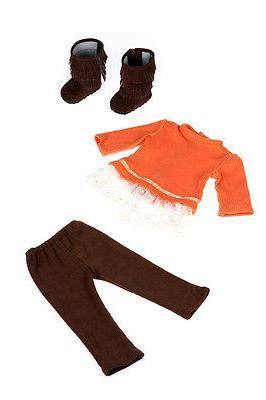 Hello - Fits 18 inch Girl - 3 piece