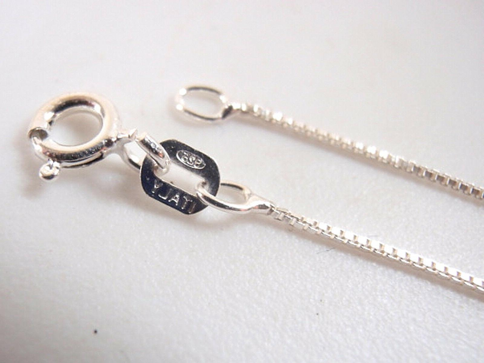 high quality 18 inch 925 sterling silver