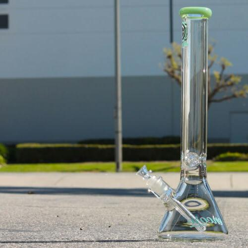 hookah water pipe 18 inch 9mm thick