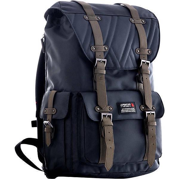 hopkins 18 inch backpack navy black color