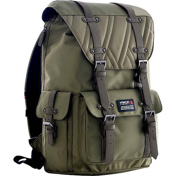 hopkins 18 inch backpack olive color