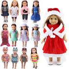 "Hot Fits 18"" American Girl Madame Alexander Handmade fashion"