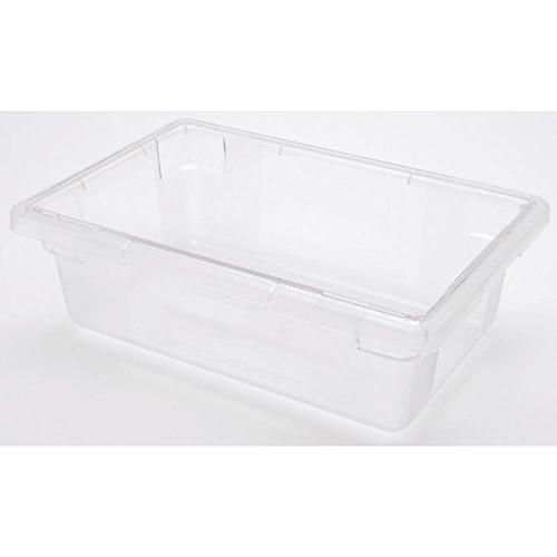 hubert food storage container clear