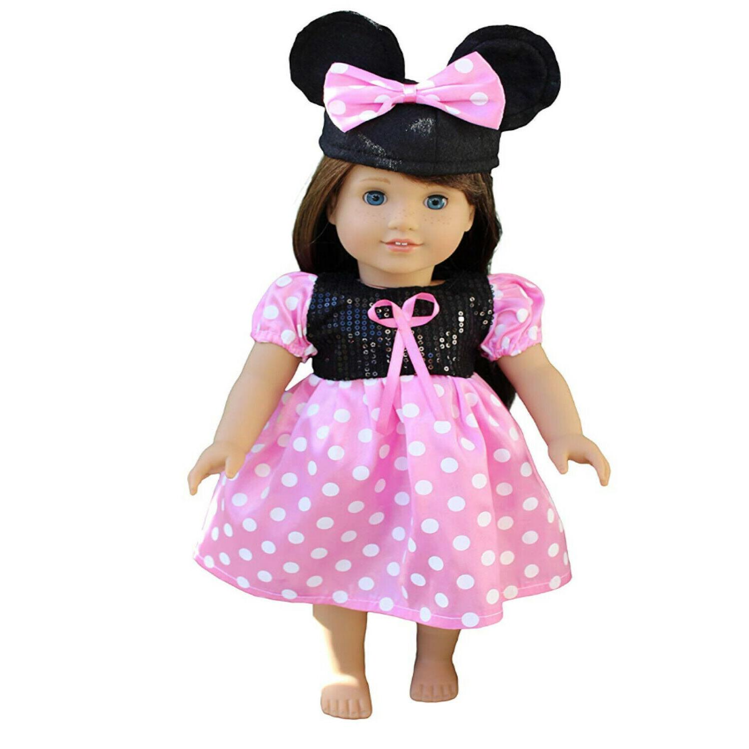 In-Style Doll Clothes 18-Inch American Girl Doll Clothes