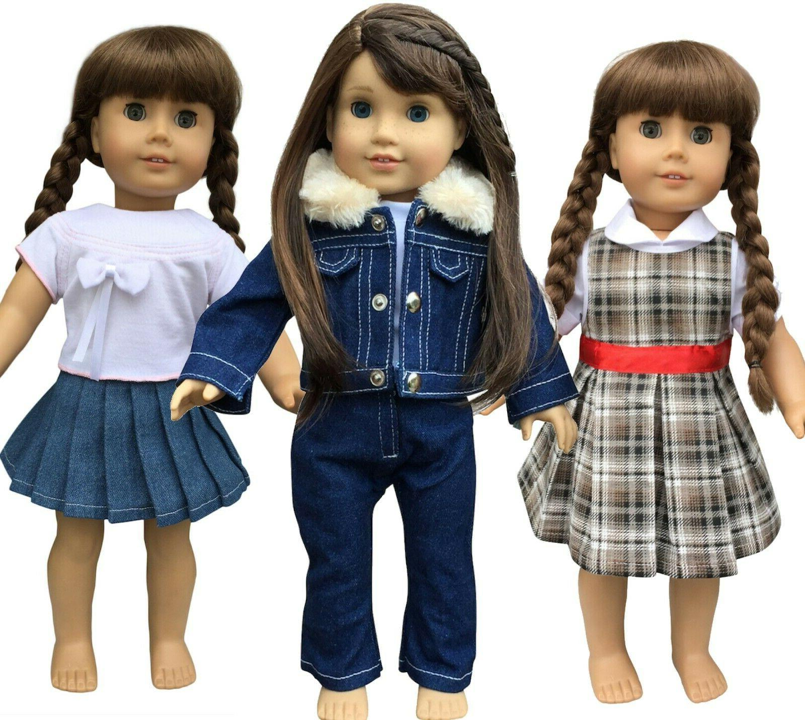 18-Inch American Girl Clothes and