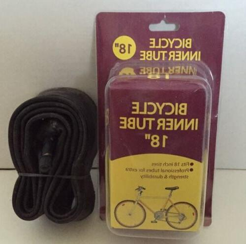 """18"""" inch Bicycle Inner tube 18"""" x 1.75 - 2.125"""