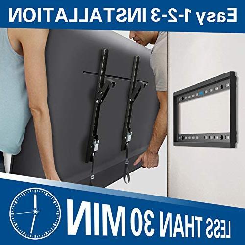 Mounting Wall Mount Most 42-70 LCD Flat Screen VESA lbs. MD2268