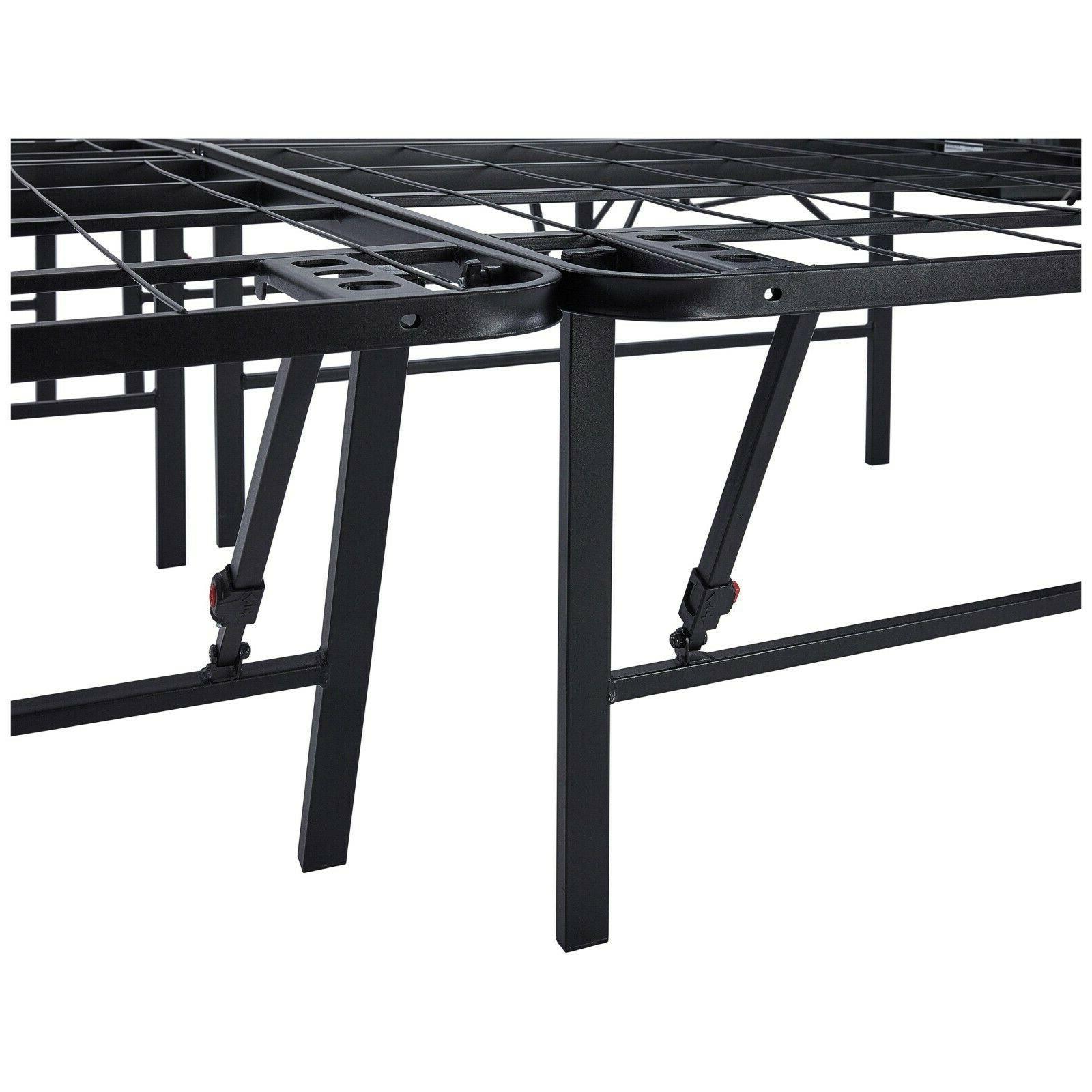 Metal Frame Foldable Platform - 18 King Full