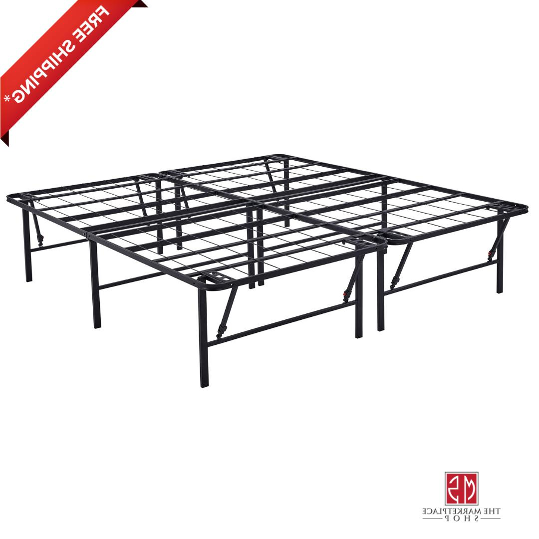 Metal Bed Foldable -