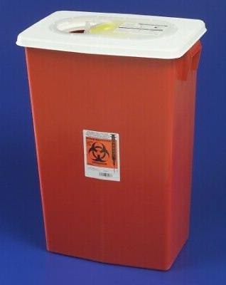 multipurpose sharps container biomax 1piece 26h x