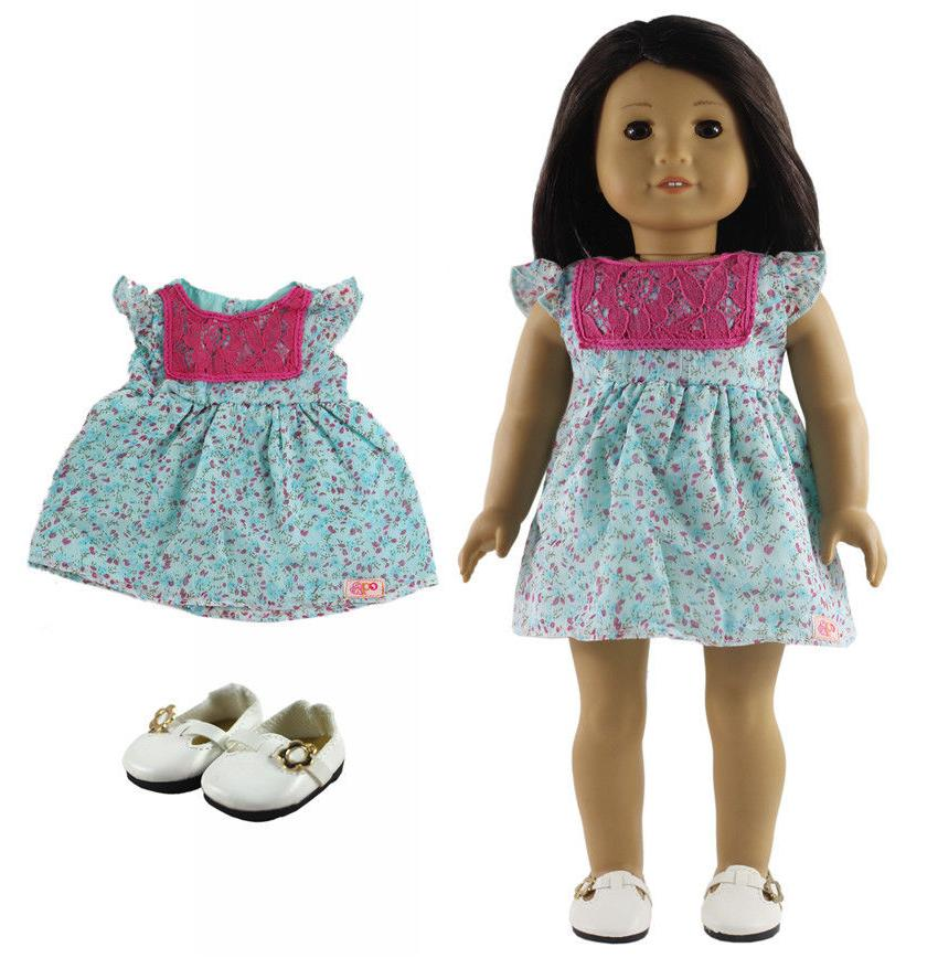 new 1 pc dress doll clothes 1