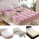 New Mattress Pure Color Home Hotel Tatami Bedding Pad Comfy