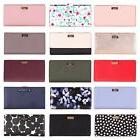 NWT Kate Spade Laurel way Stacy Leather Wallet In Various Co