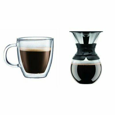 pour over 8cup coffee maker