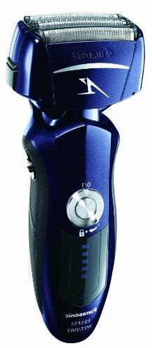 Panasonic Razor, ES-LF51-A, Men's Electric 4-Blade Cordles