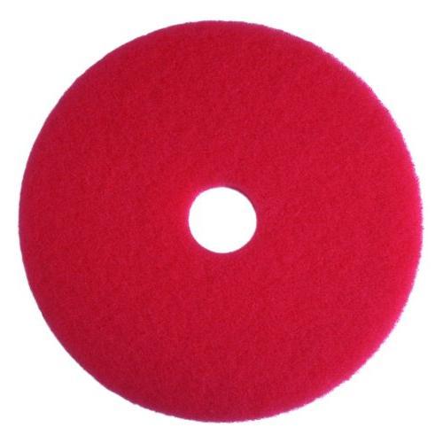 red buffer pad 5100