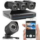 Zmodo Simplified PoE Security System - 4 Channel NVR & 4 x 7